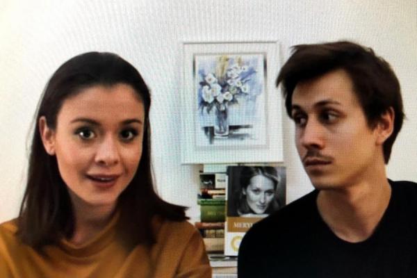 Mészáros Martin és Barta Ágnes