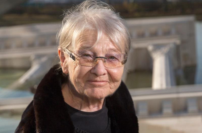 Boriska Néni - előadja Tőröcsik Mari (371 csillag)