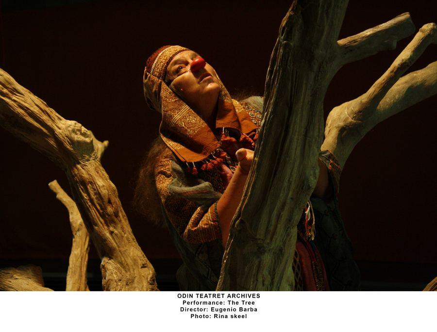 Turnén az Odin Teatret