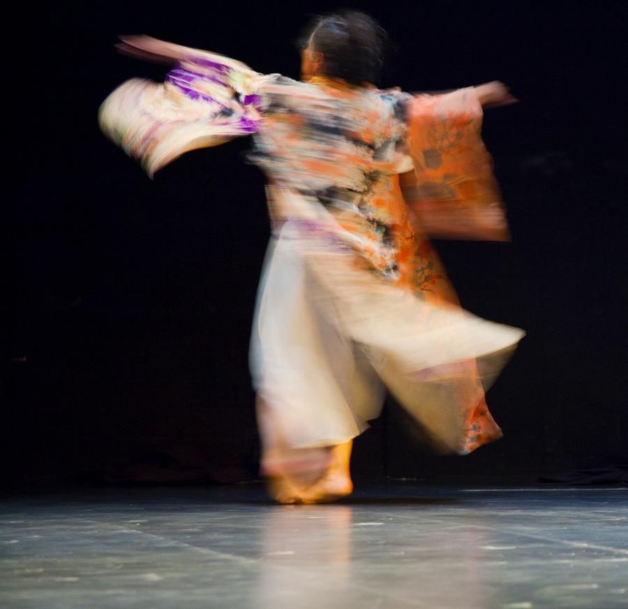 FUKUSIMA MON AMOUR (Táncszínház a Nemzetiben)