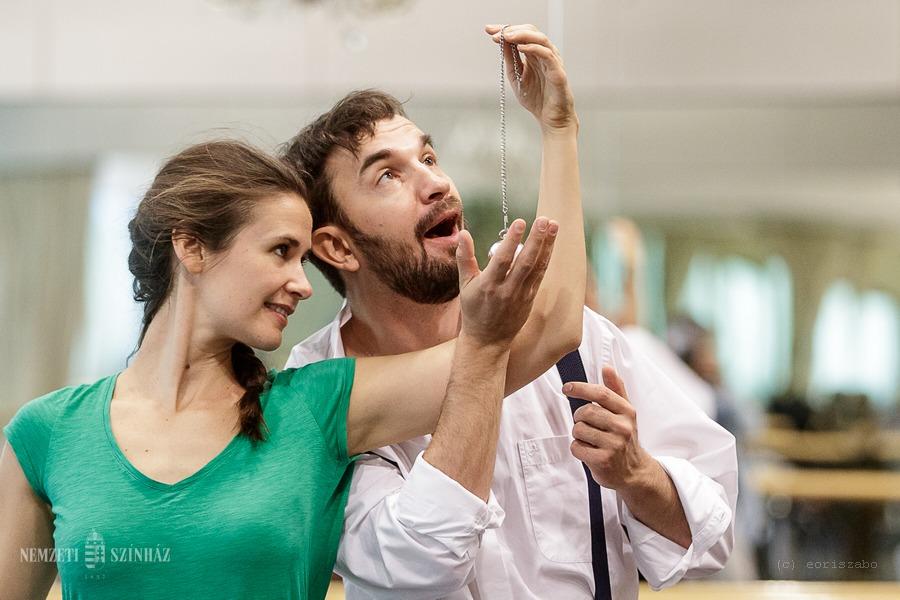 Házasság Palermóban (próba)