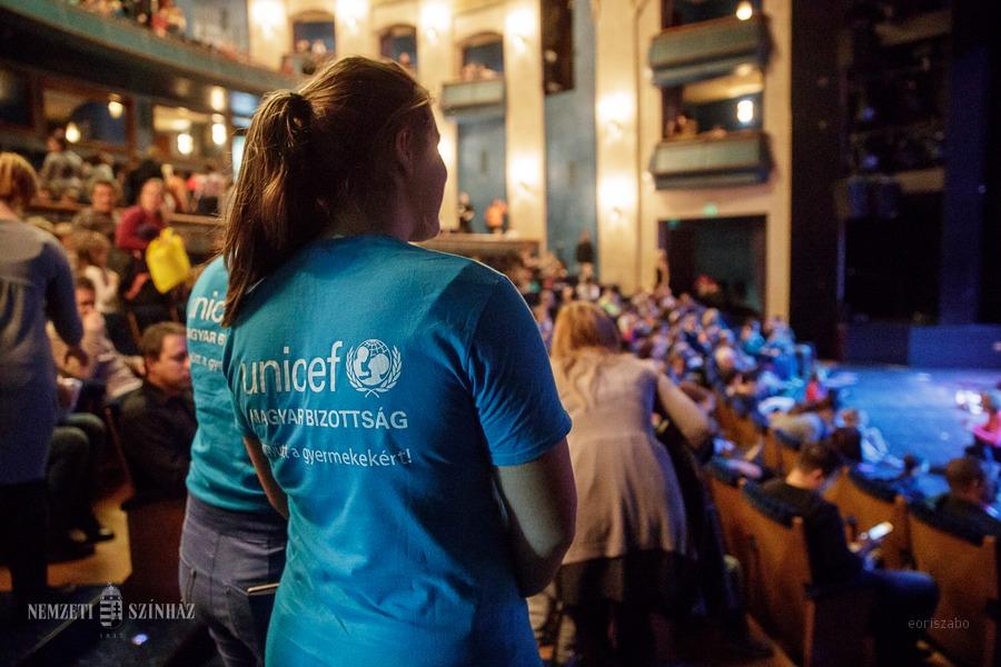Kölyöknap az UNICEF Gyerekhanggal és a Csodaceruzával