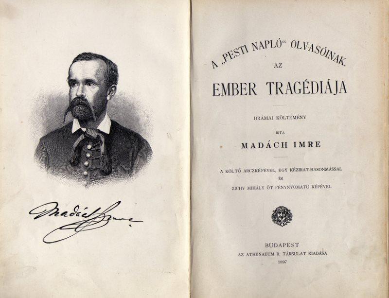 A Nemzeti Bibliája - Madách Imre és Az ember tragédiája
