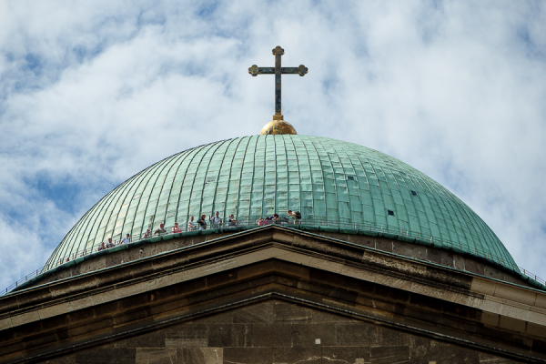 Passió Esztergomban - képek a próbákról
