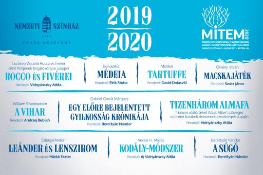 Sajtótájékoztató a 2019/2020-as évadról