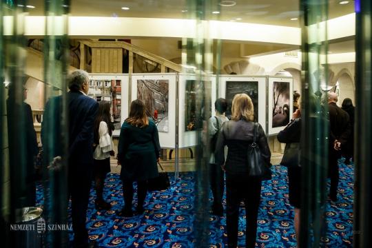 The World of Purcărete - An Exhibition of Photographs by Silviu Purcărete