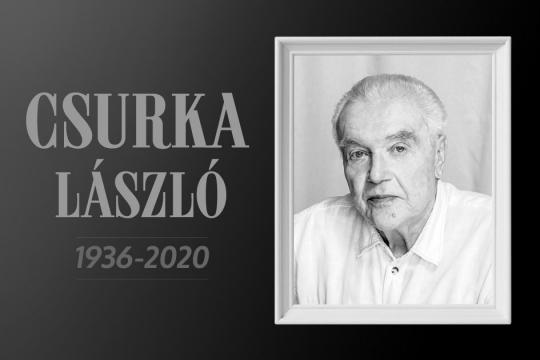 Elhunyt Csurka László színművész