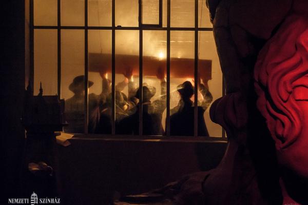 A kassai polgárok a Művészbejáróban