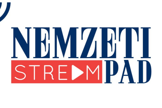 Hétfőn indul a NEMZETI StreamPAD