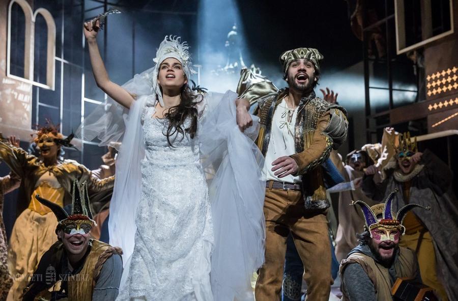 A Rómeó és Júliával nyit a Nemzeti Színház