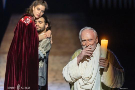 Shakespeare füvesembere. Blaskó Péter – Lőrinc barát