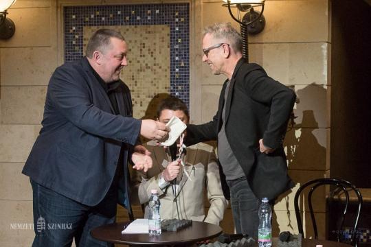 Vidnyánszky Attila levele Oliver Reese-nek, a Berliner Ensemble művészeti igazgatójának