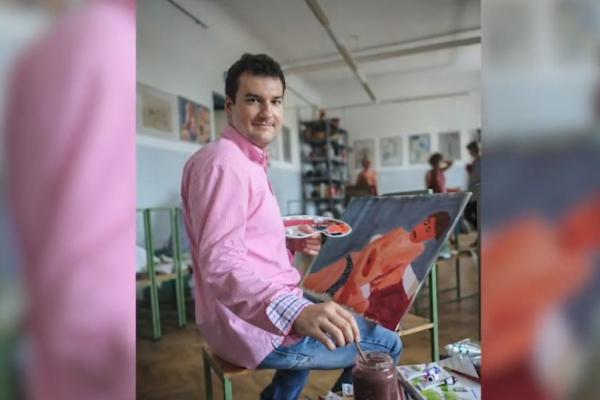 Blaskó Bence képzőművészről Blaskó Péter és Blaskó Borbála