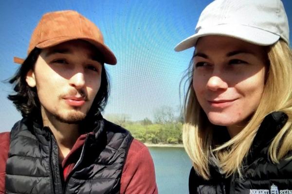 Berettyán Nándor és Katona Kinga