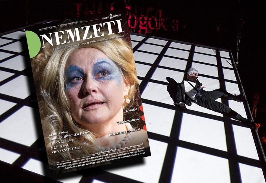 Friss a Nemzeti Magazin