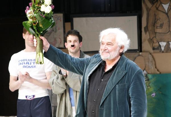 Sinkó László 70 éves
