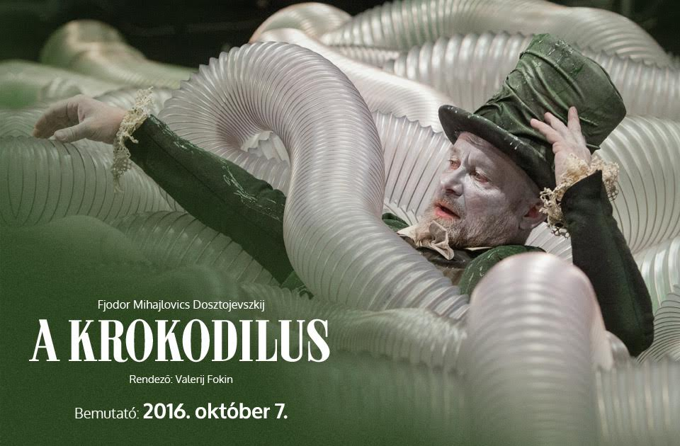 A krokodilus