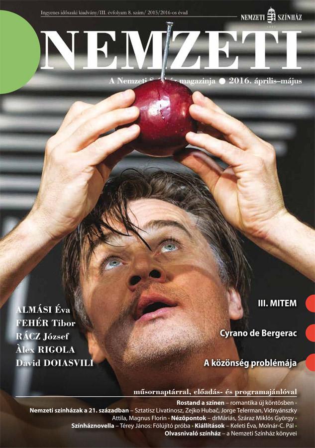 Nemzeti Magazin III. Évfolyam, 8. Szám