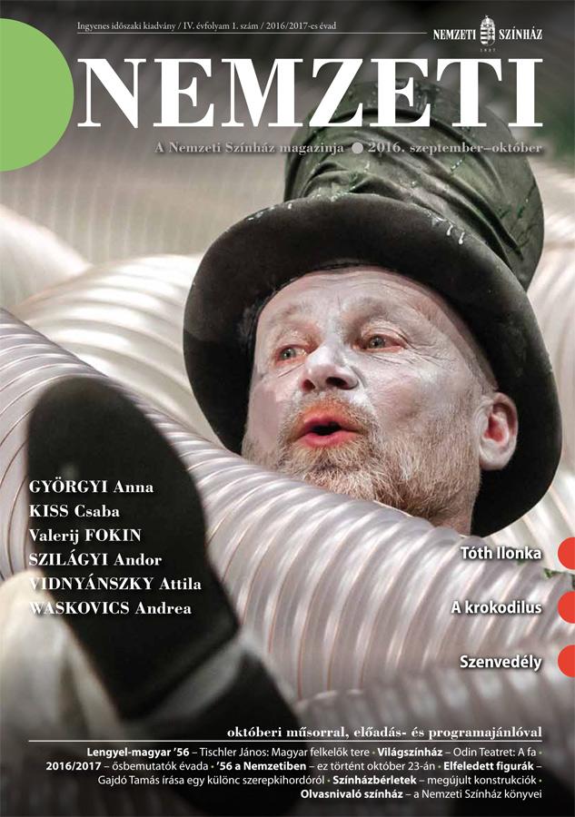 Nemzeti Magazin IV. Évfolyam, 1. Szám