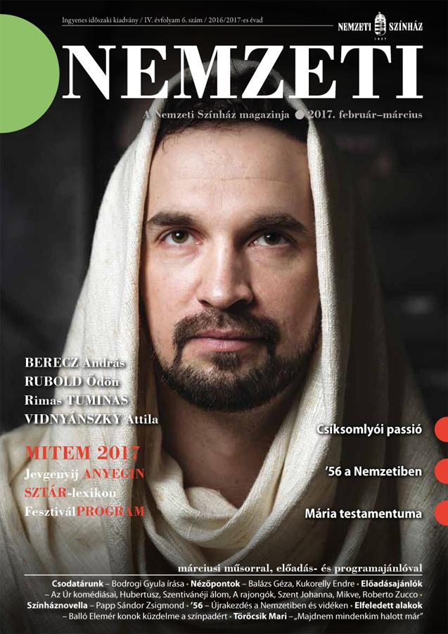 Nemzeti Magazin IV. évfolyam, 6. szám