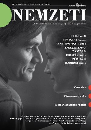 Nemzeti Magazin I. évfolyam, 1. szám