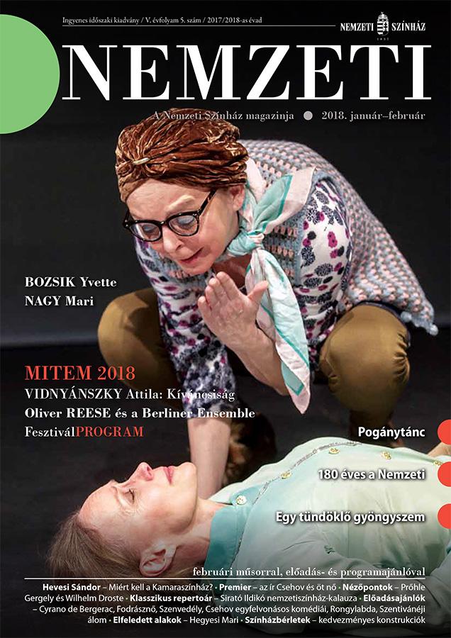 Nemzeti Magazin V. évfolyam, 5. szám