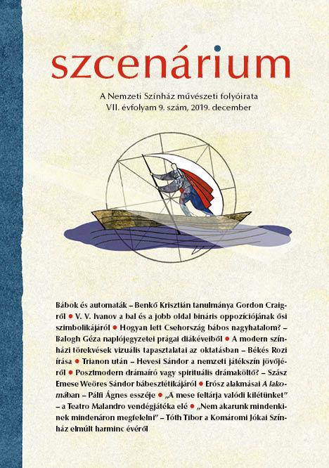 Szcenárium VII. évfolyam, 9. szám