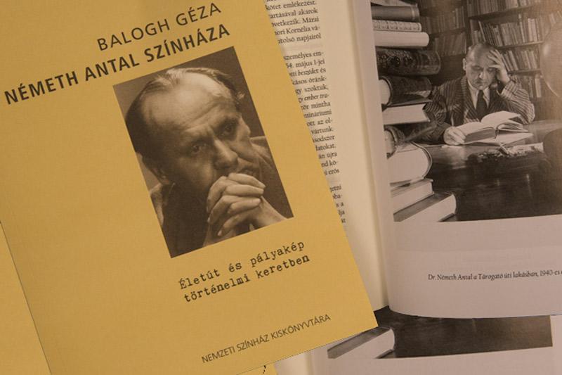 Németh Antal könyvbemutató