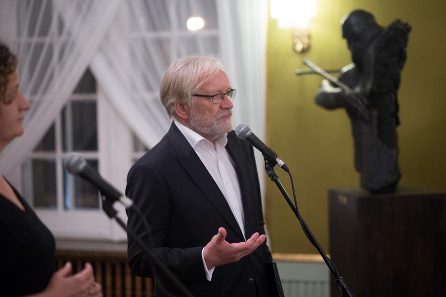 Andrzej Seweryn a Theatre Polski igazgatójának levele a bemutató alkalmából
