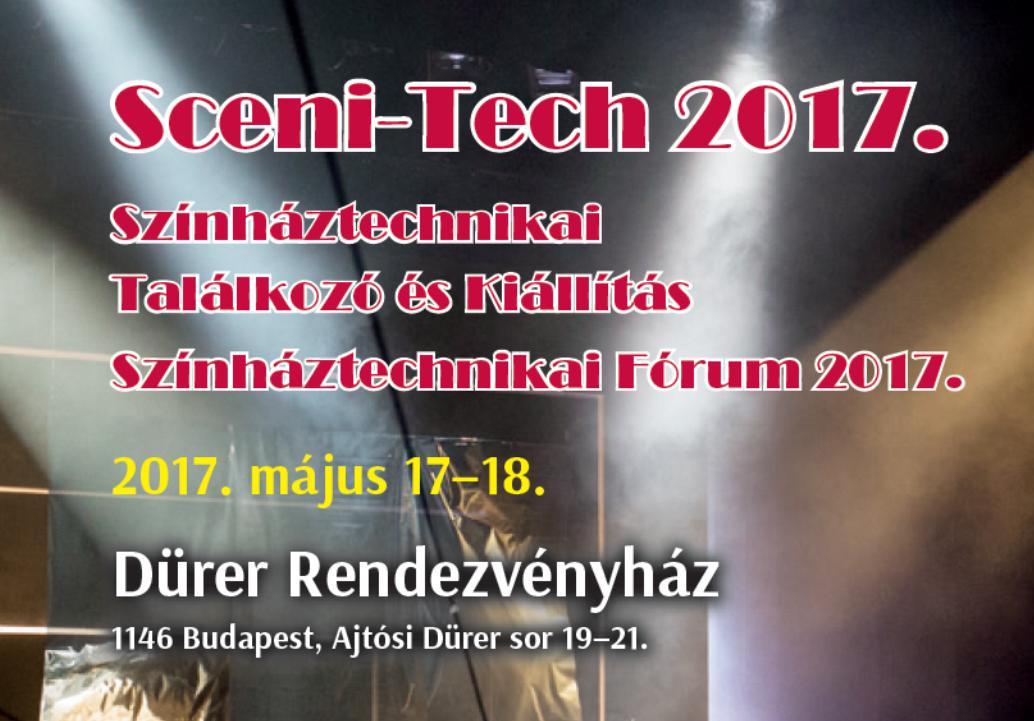 SzínházTechnikai Fórum 2017