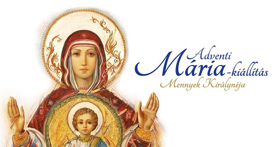 Mária - kiállítás