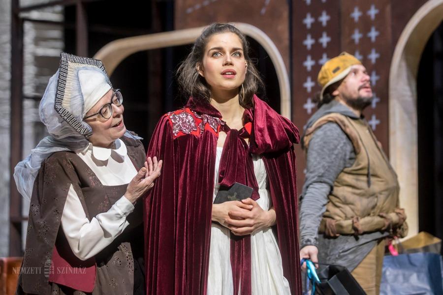 """Így írt meg """"engem"""" Shakespeare - Nagy Mari, adajka"""
