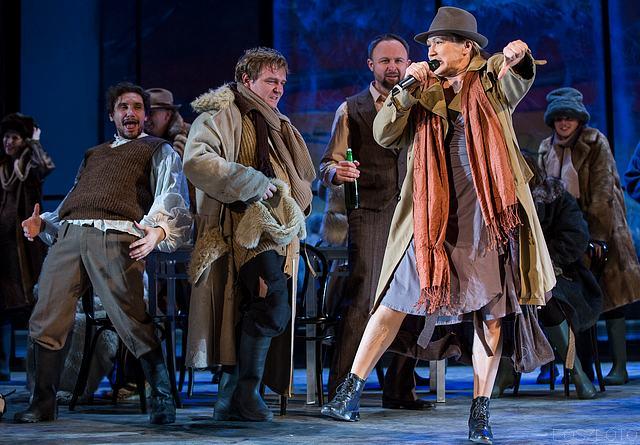 A színházi illúzió rengetegében