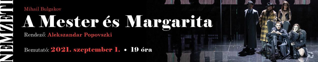 A Mester és Margarita - banner