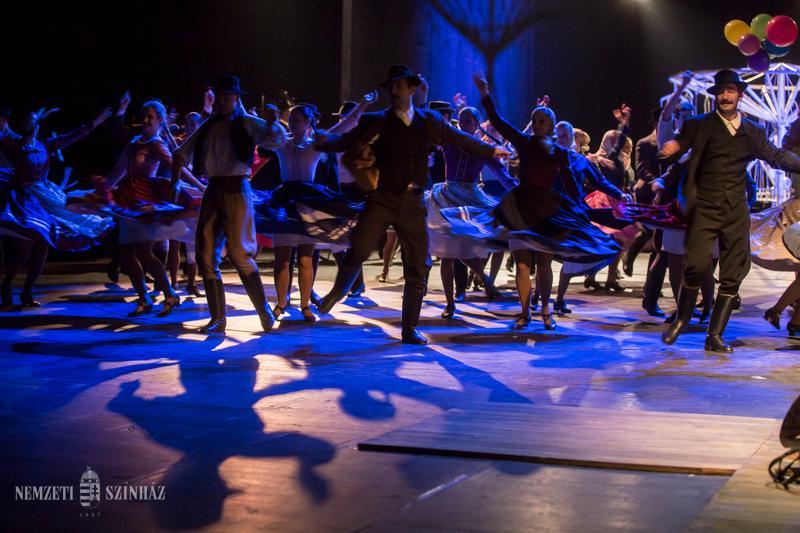 Hatalmas táncenergiák