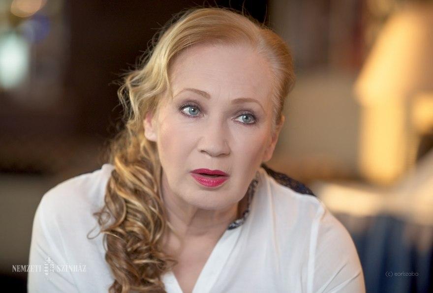 Színésznők, ne sírjatok! Udvaros Dorottya – Ljubov Andrejevna