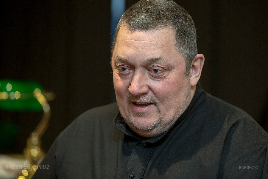 Beregszász díszpolgára lett Vidnyánszky Attila