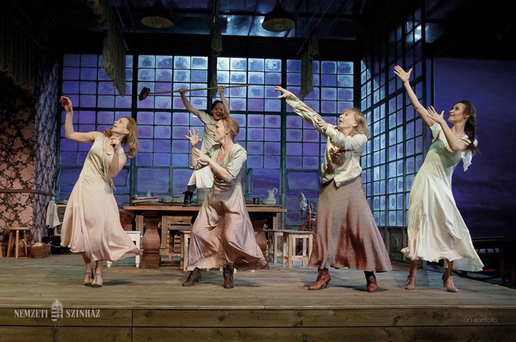 Öt nővér – táncban elbeszélve